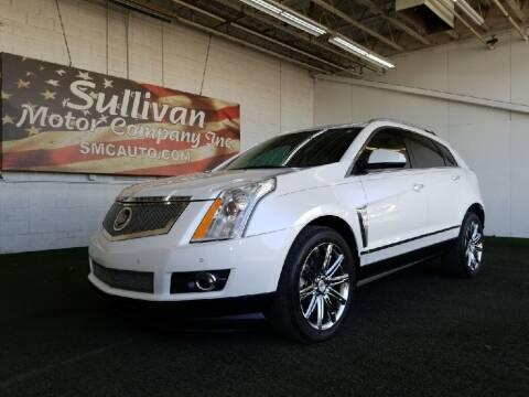 2015 Cadillac SRX for sale at SULLIVAN MOTOR COMPANY INC. in Mesa AZ