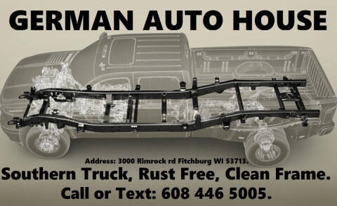2013 Ford F-150 for sale at German Auto House in Fitchburg WI