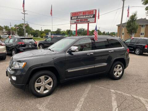 2011 Jeep Grand Cherokee for sale at Christy Motors in Crystal MN