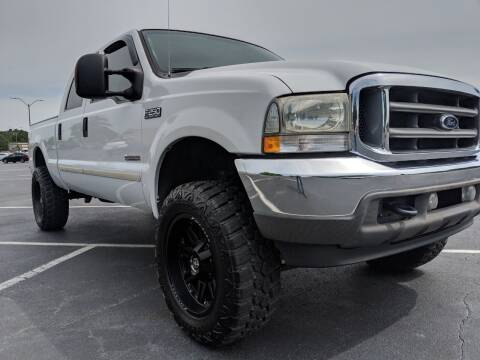 2004 Ford F-250 Super Duty for sale at RCD Trucks in Macon GA