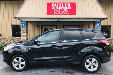 2015 Ford Escape for sale at Butler Enterprises in Savannah GA