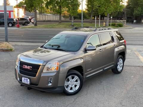 2012 GMC Terrain for sale at KAS Auto Sales in Sacramento CA