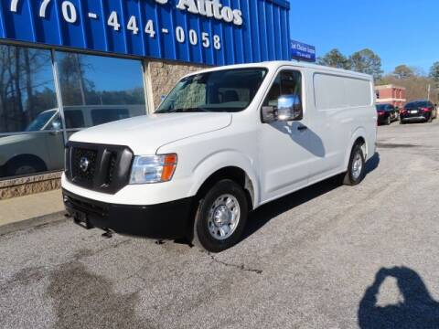 2016 Nissan NV Cargo for sale at Southern Auto Solutions - 1st Choice Autos in Marietta GA