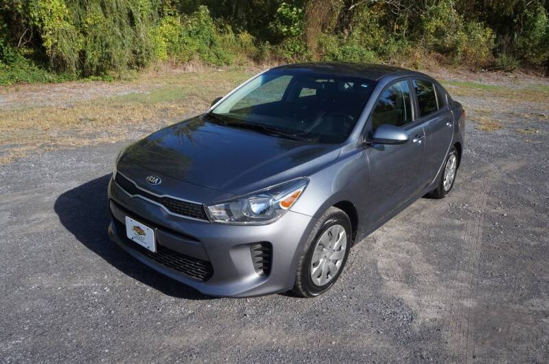 2019 Kia Rio for sale at Autos By Joseph Inc in Highland NY