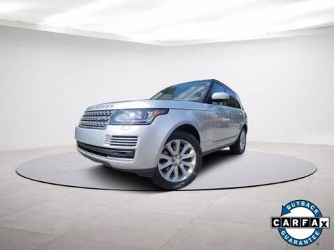 2014 Land Rover Range Rover for sale at Carma Auto Group in Duluth GA