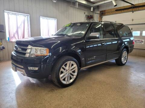 2017 Ford Expedition EL for sale at Sand's Auto Sales in Cambridge MN