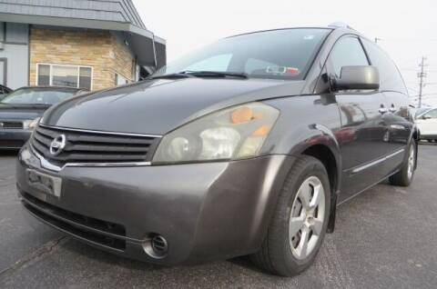 2007 Nissan Quest for sale at Eddie Auto Brokers in Willowick OH