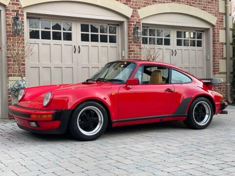 1987 Porsche 911 for sale at AVAZI AUTO GROUP LLC in Gaithersburg MD