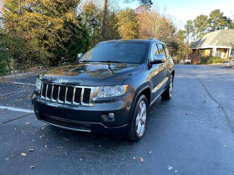 2011 Jeep Grand Cherokee for sale at SMT Motors in Roswell GA