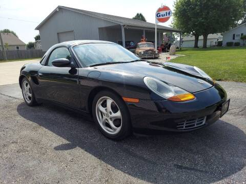 1999 Porsche Boxster for sale at CALDERONE CAR & TRUCK in Whiteland IN