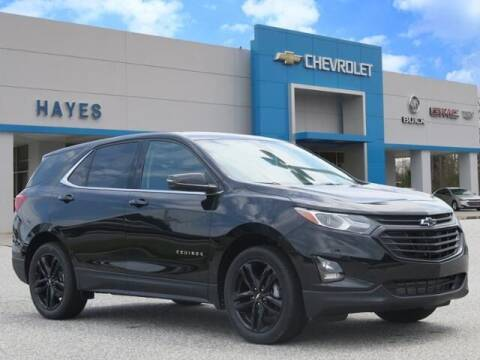 2020 Chevrolet Equinox for sale at HAYES CHEVROLET Buick GMC Cadillac Inc in Alto GA
