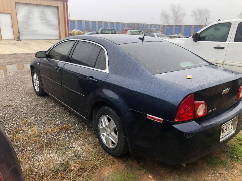 2008 Chevrolet Malibu for sale at Bam Auto Sales in Azle TX