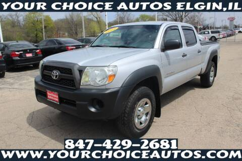 2011 Toyota Tacoma for sale at Your Choice Autos - Elgin in Elgin IL