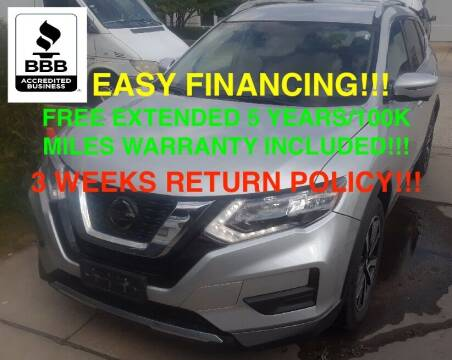 2020 Nissan Rogue for sale at Mikes Auto Forum in Bensenville IL