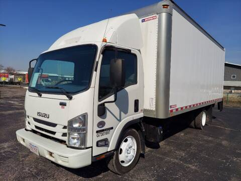 2016 Isuzu NQR for sale at Nationwide Box Truck Sales / Nationwide Autos in New Lenox IL