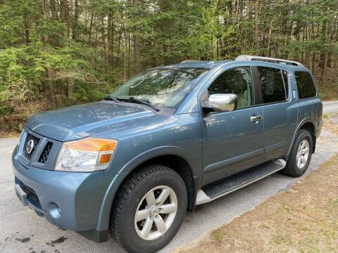 2011 Nissan Armada for sale at Amherst Street Auto in Manchester NH