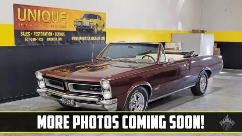 1965 Pontiac GTO for sale at UNIQUE SPECIALTY & CLASSICS in Mankato MN
