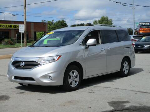 2017 Nissan Quest for sale at A & A IMPORTS OF TN in Madison TN