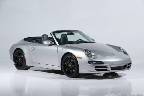 2006 Porsche 911 for sale at Motorcar Classics in Farmingdale NY