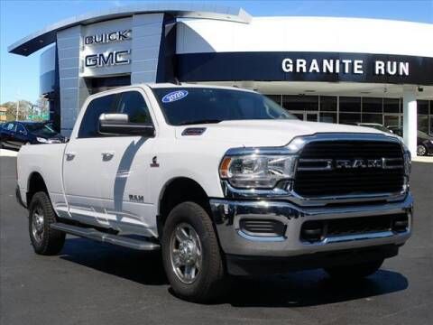 2020 RAM Ram Pickup 2500 for sale at GRANITE RUN PRE OWNED CAR AND TRUCK OUTLET in Media PA