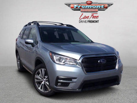 2020 Subaru Ascent for sale at Rocky Mountain Commercial Trucks in Casper WY