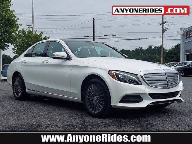 2015 Mercedes-Benz C-Class for sale at ANYONERIDES.COM in Kingsville MD