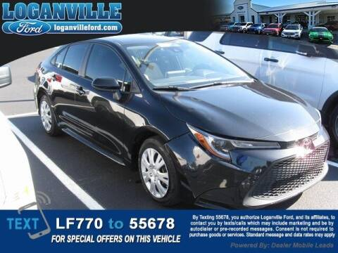 2020 Toyota Corolla for sale at Loganville Quick Lane and Tire Center in Loganville GA