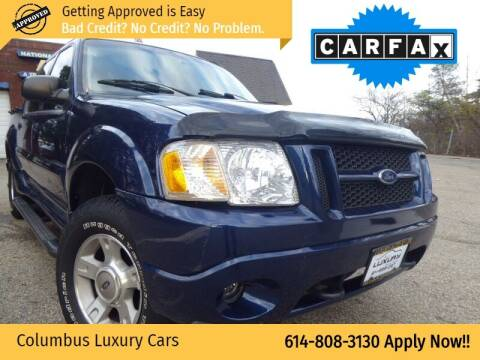 2004 Ford Explorer Sport Trac for sale at Columbus Luxury Cars in Columbus OH