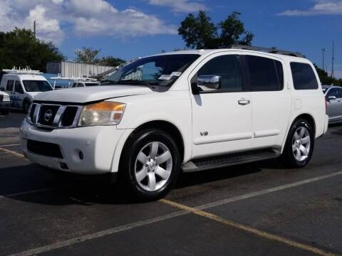 2008 Nissan Armada for sale at Gulf Financial Solutions Inc DBA GFS Autos in Panama City Beach FL