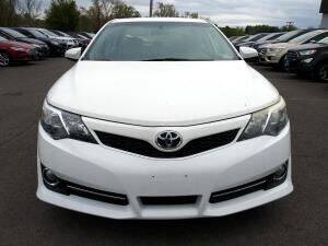 2014 Toyota Camry for sale at Cj king of car loans/JJ's Best Auto Sales in Troy MI