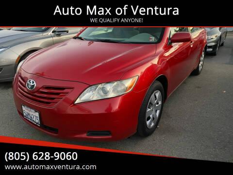 2007 Toyota Camry for sale at Auto Max of Ventura in Ventura CA