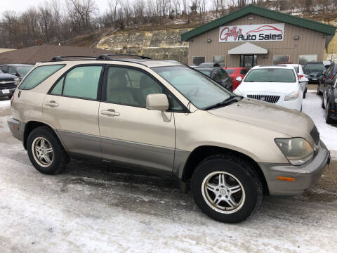 2000 Lexus RX 300 for sale at Gilly's Auto Sales in Rochester MN