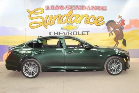 2020 Cadillac CT5 for sale at Sundance Chevrolet in Grand Ledge MI