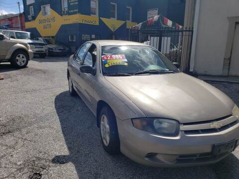 2004 Chevrolet Cavalier for sale at UPTOWN DIPLOMAT MOTOR CARS in Baltimore MD