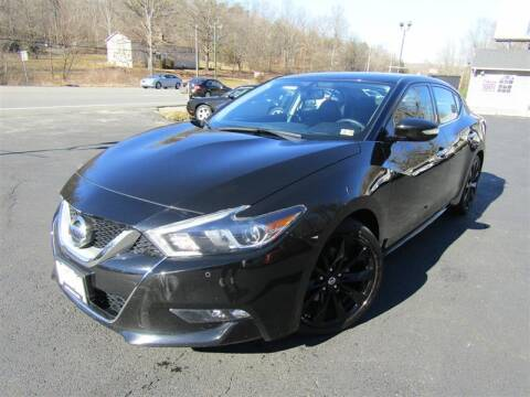 2017 Nissan Maxima for sale at Guarantee Automaxx in Stafford VA