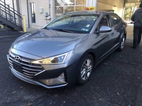 2020 Hyundai Elantra for sale at Credit Union Auto Buying Service in Winston Salem NC