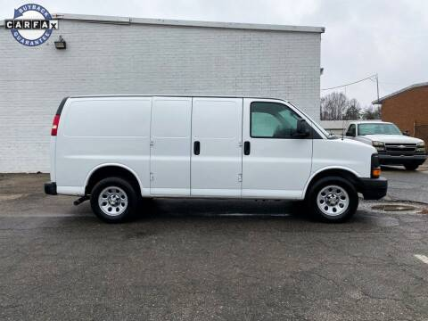 2012 Chevrolet Express Cargo for sale at Smart Chevrolet in Madison NC