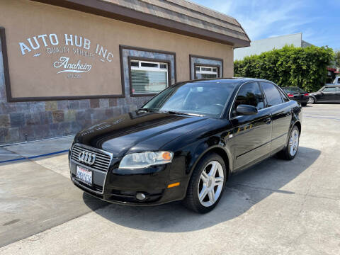 2007 Audi A4 for sale at Auto Hub, Inc. in Anaheim CA