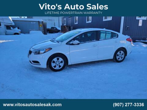 2016 Kia Forte for sale at Vito's Auto Sales in Anchorage AK