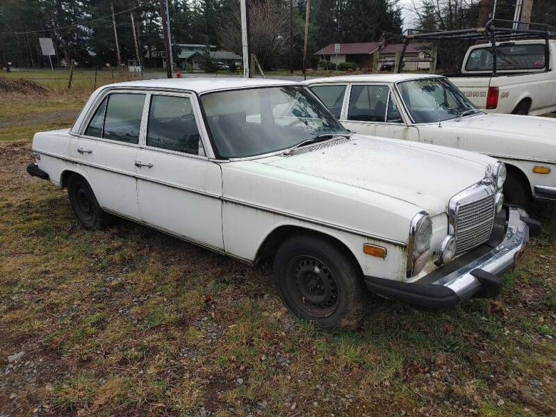 1976 Mercedes-Benz 280-Class for sale in Lynden, WA