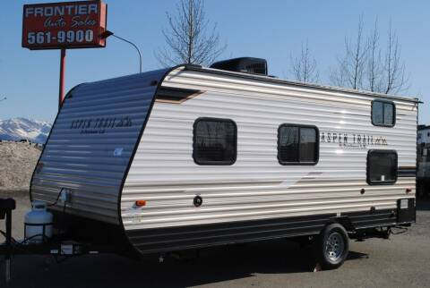 2020 Aspen Trail LE 1760BH for sale at Frontier Auto & RV Sales in Anchorage AK