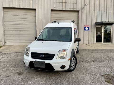 2010 Ford Transit Connect for sale at CTN MOTORS in Houston TX