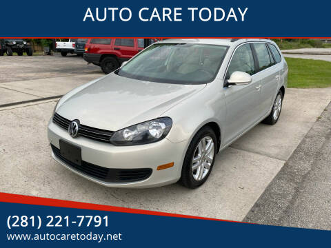 2011 Volkswagen Jetta for sale at AUTO CARE TODAY in Spring TX