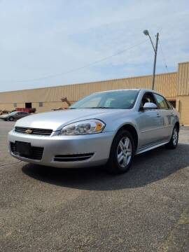 2011 Chevrolet Impala for sale at Brian's Direct Detail Sales & Service LLC. in Brook Park OH