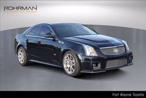 2009 Cadillac CTS-V for sale at BOB ROHRMAN FORT WAYNE TOYOTA in Fort Wayne IN