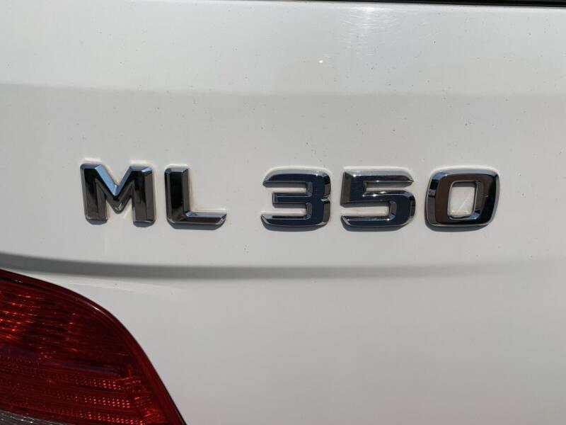 2006 Mercedes-Benz M-Class AWD ML 350 4MATIC 4dr SUV - Newfoundland NJ
