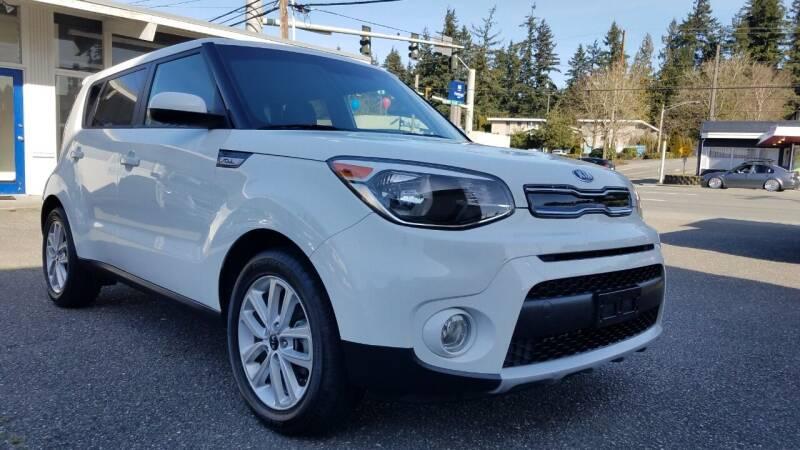 2019 Kia Soul for sale at Seattle's Auto Deals in Everett WA