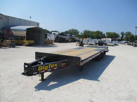 2022 Big Tex Equipment Deckover 25PH-25BK+5