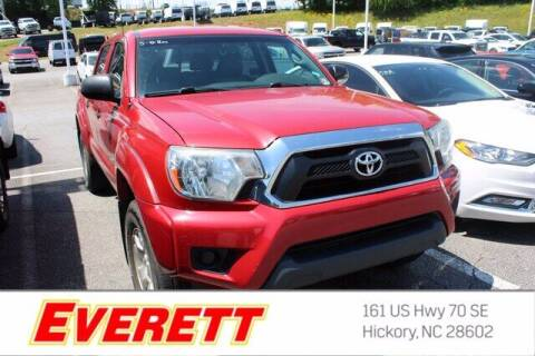 2013 Toyota Tacoma for sale at Everett Chevrolet Buick GMC in Hickory NC