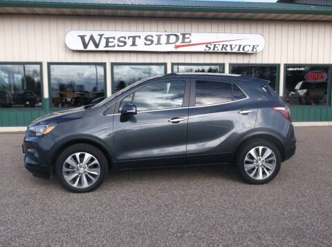 2017 Buick Encore for sale at West Side Service in Auburndale WI